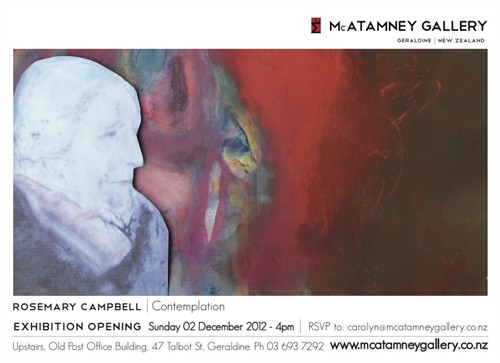 Rosemary Campbell Exhibition _invitation