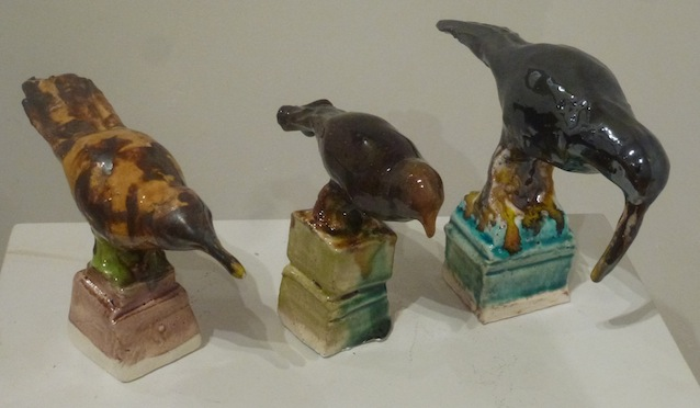 Madeleine Child | Birds | Ceramic | McATamney Gallery | Geraldine NZ