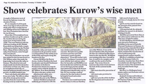 Ashburton -courier -The -Three -Wise -Men -of -Kurow