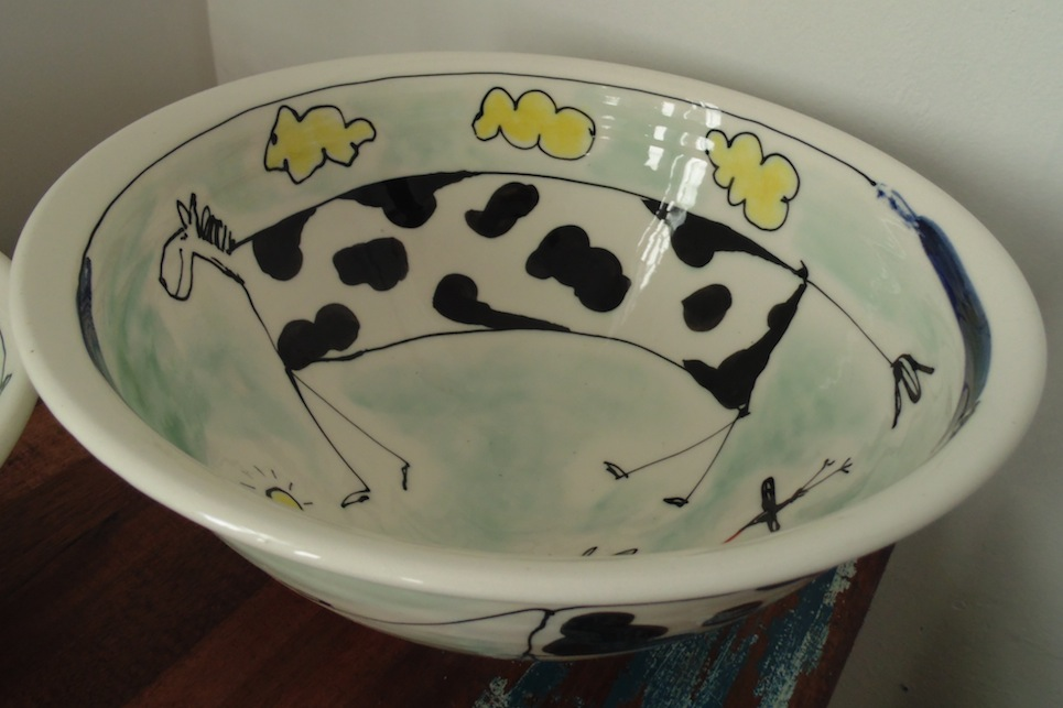 Peter Henderson  | Medium Bowl | McAtamney Gallery | Geraldine NZ