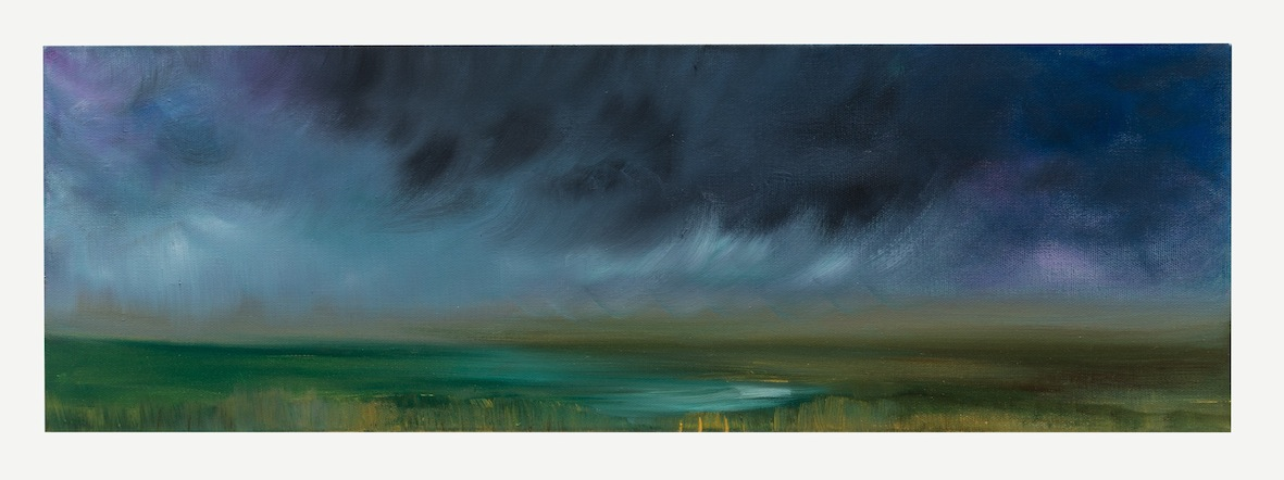 Amy Hoedemakers | Come Away|  oil | McAtamney Gallery and Design Store | Geraldine NZ