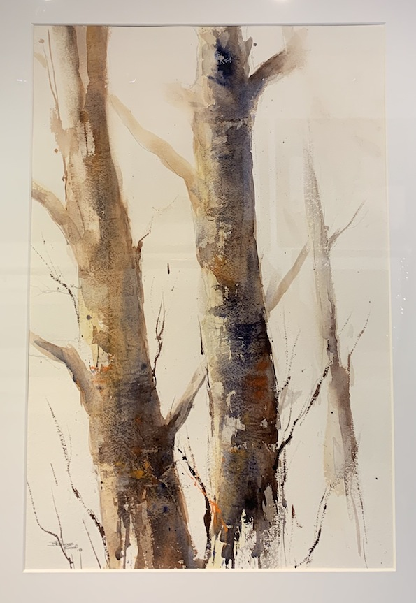 B Parsons|  For the love of trees  | McAtamney Gallery and Design Store | Geraldine NZ