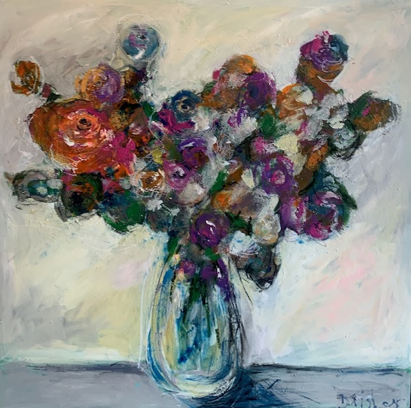Denise Fisher Ranunculus in Vase  Mixed Media wb copy.jpeg