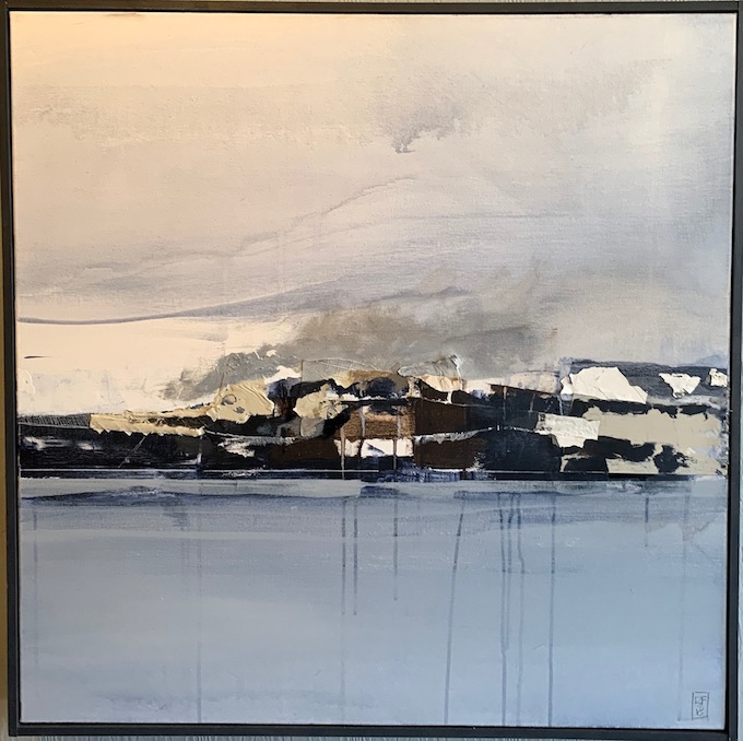Brent Forbes | Shoreline | McAtamney Gallery and Design Store | Geraldine NZ