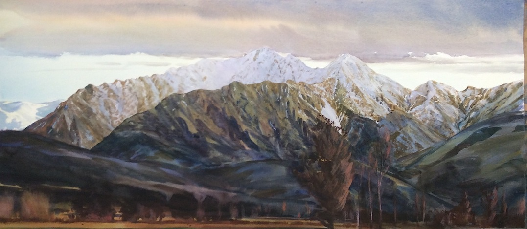 r Bolton | Fourpeaks  |McATamney Gallery and Design Store |Geraldine NZ