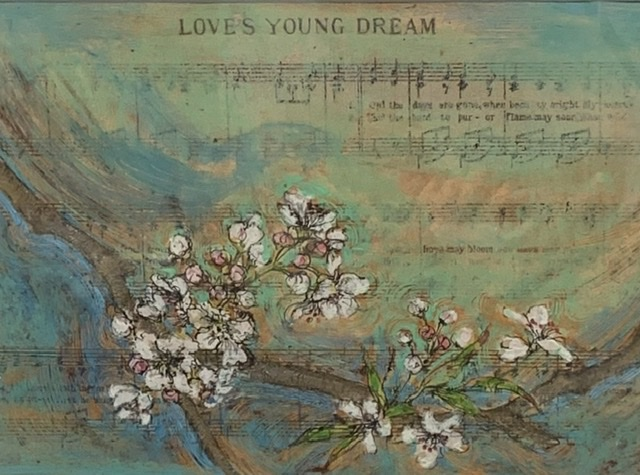 Julie Dunham | Loves young  Dream | McAtamney Gallery and Design Store | Geraldine NZ