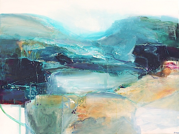 Christine Maynard |Alpine magic| McAtammey Gallery and Deisgn Store |Geraldine NZ
